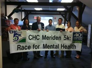 CHC Meriden 5k Banner