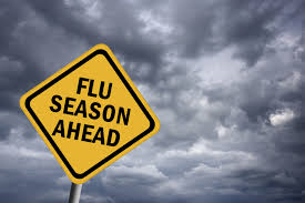 Flu season is ahead