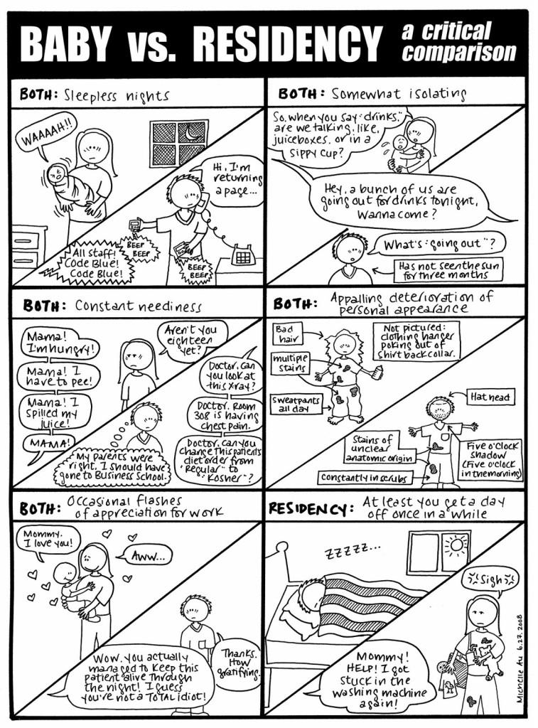 baby vs. residency (small)