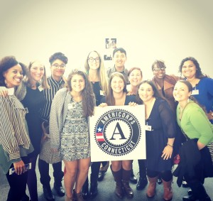 The 2015-2016 Community HealthCorps Team